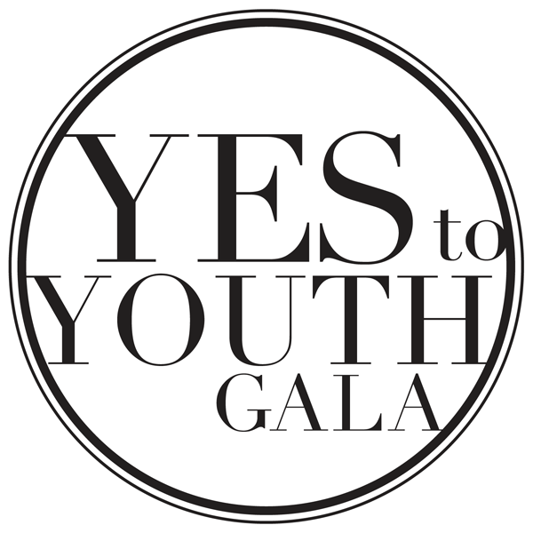 YES to YOUTH Gala // Logo