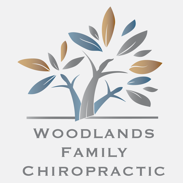 Woodlands Family Chiropractic // Logo