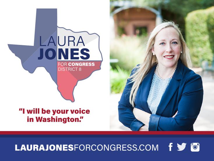 Laura Jones for Congress