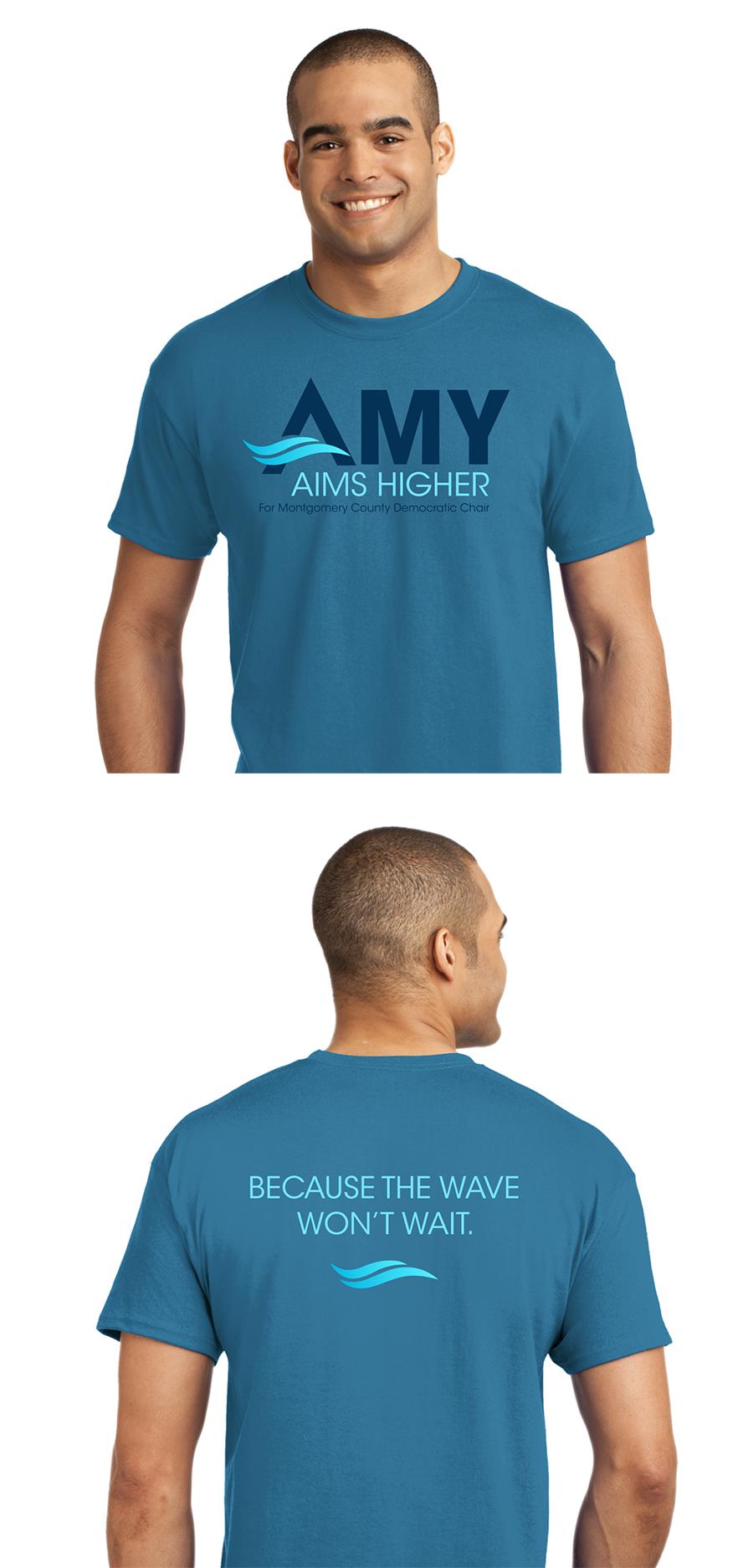 Amy Aims Higher Shirt