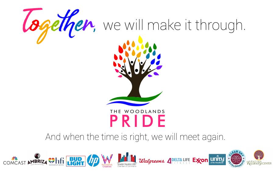 Woodlands Pride Magazine Ad